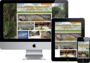 Preview of The Mablethorpe Seal Sanctuary WordPress Website