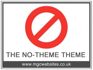 The No-Theme Theme