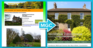 The Wellbeck Farmhouse Website Updates